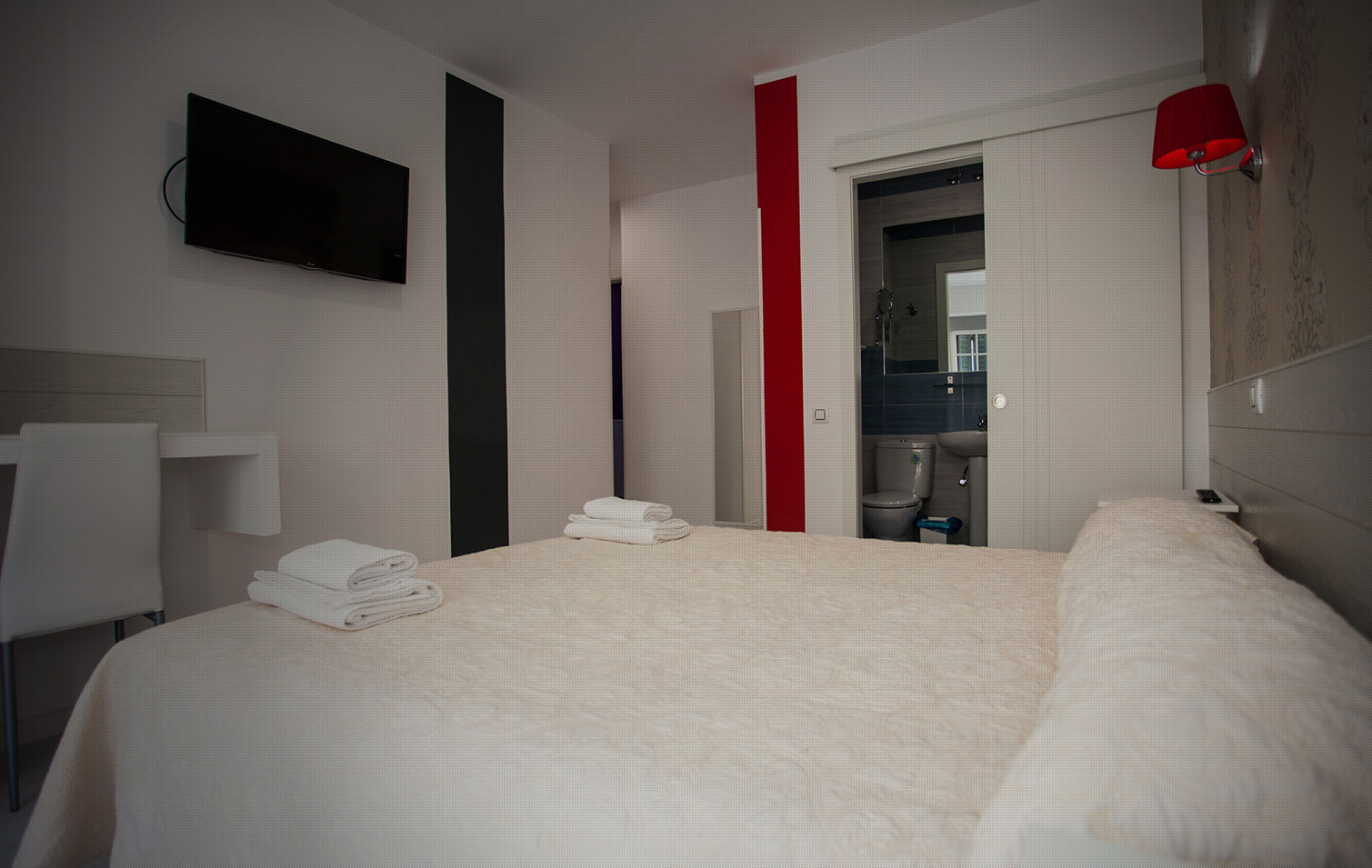 Hostal barato en Madrid